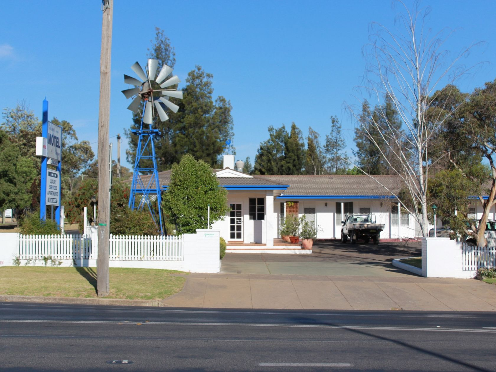 Great Cherry Capital Motel For Sale - Leasehold