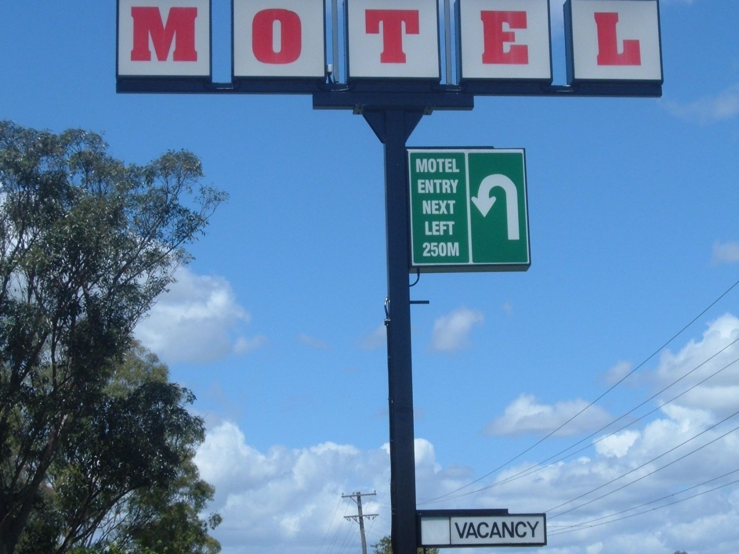 Motel Lease Offered - Price Reduced by $90,000
