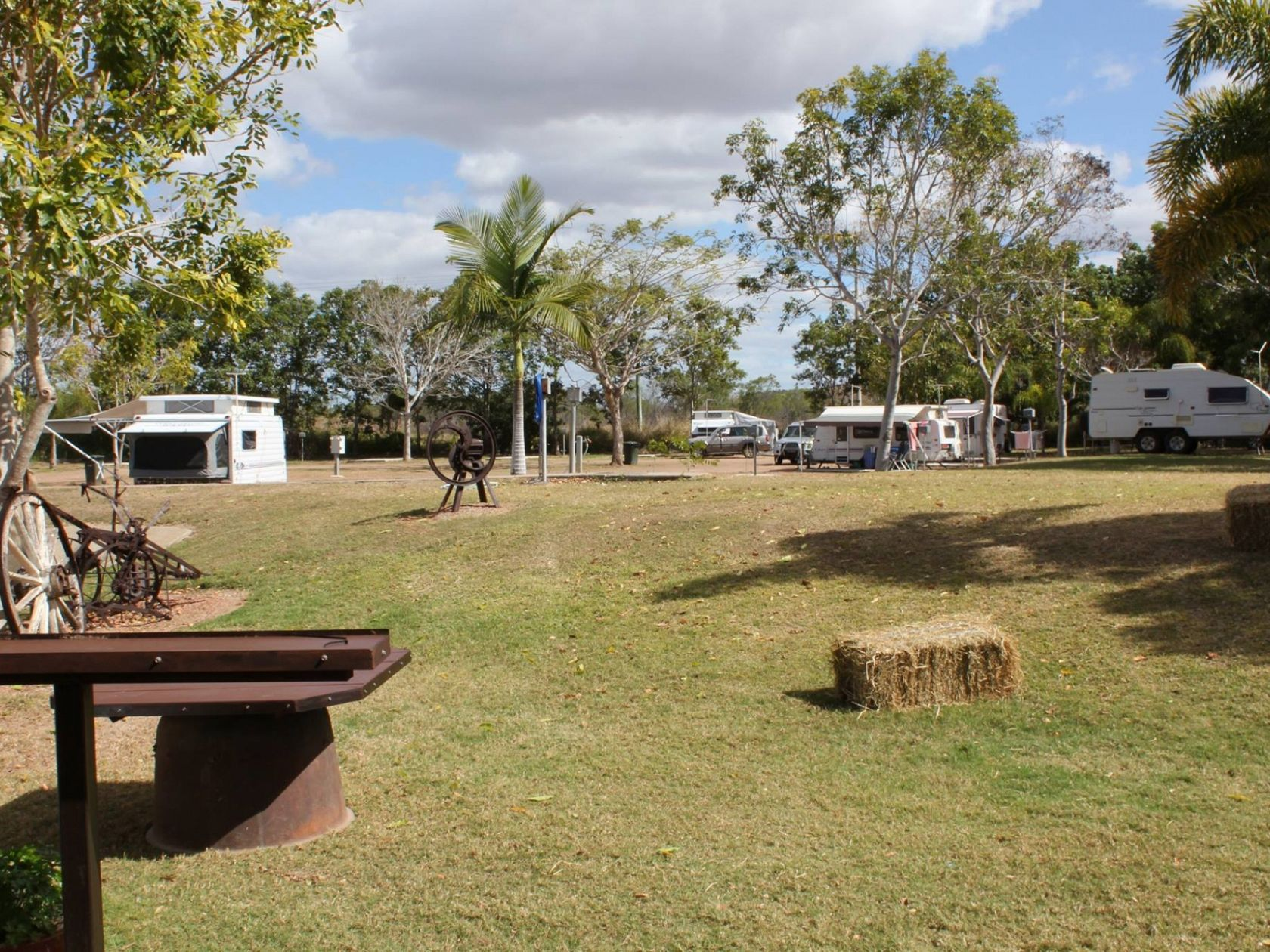 Strong Year on Year Growth - Immaculate Outback Tourist Park