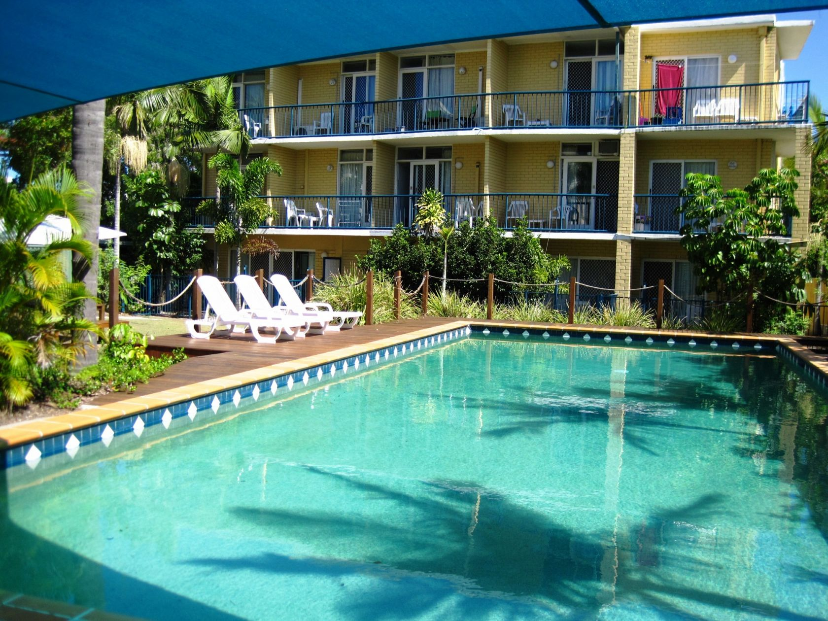 Gold Coast Motel with Freehold Title Manager's Unit