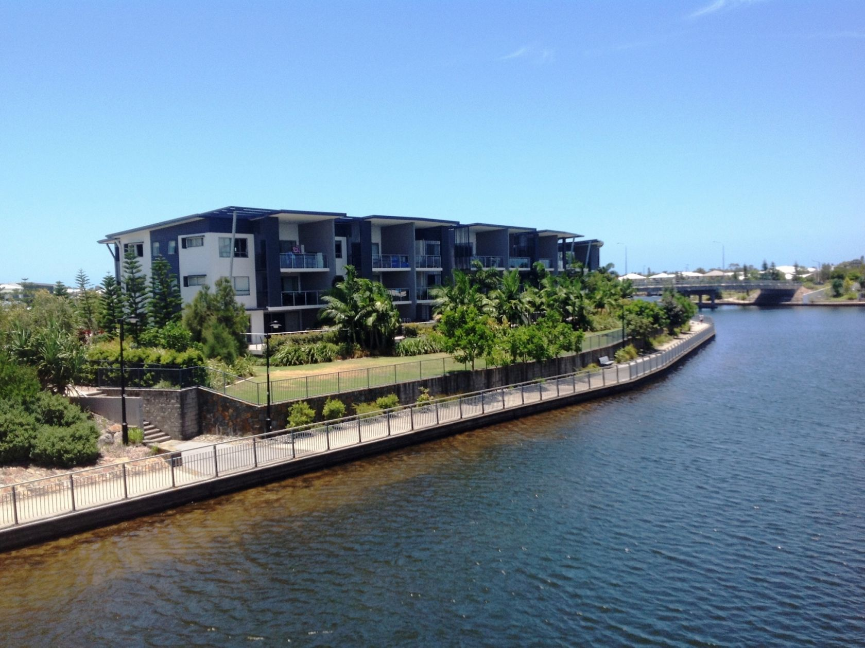 Stunning Waterfront Permanent - No Requirement to Own Unit