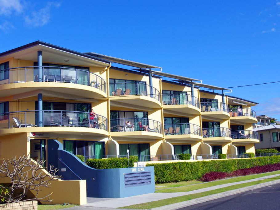 Yamba beachfront - 25 year Management Rights