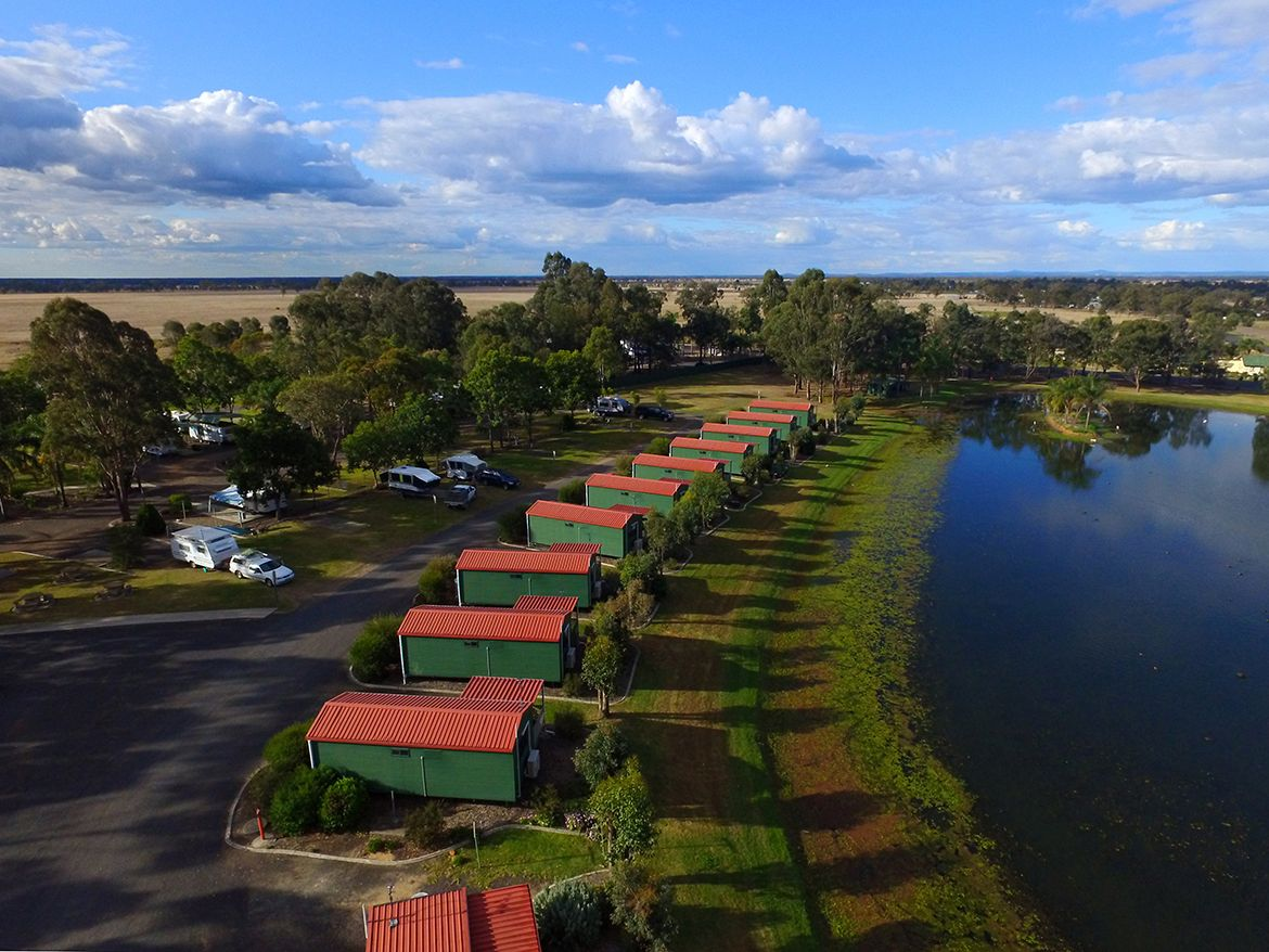 Freehold Caravan Park Largest Accommodation In The Area