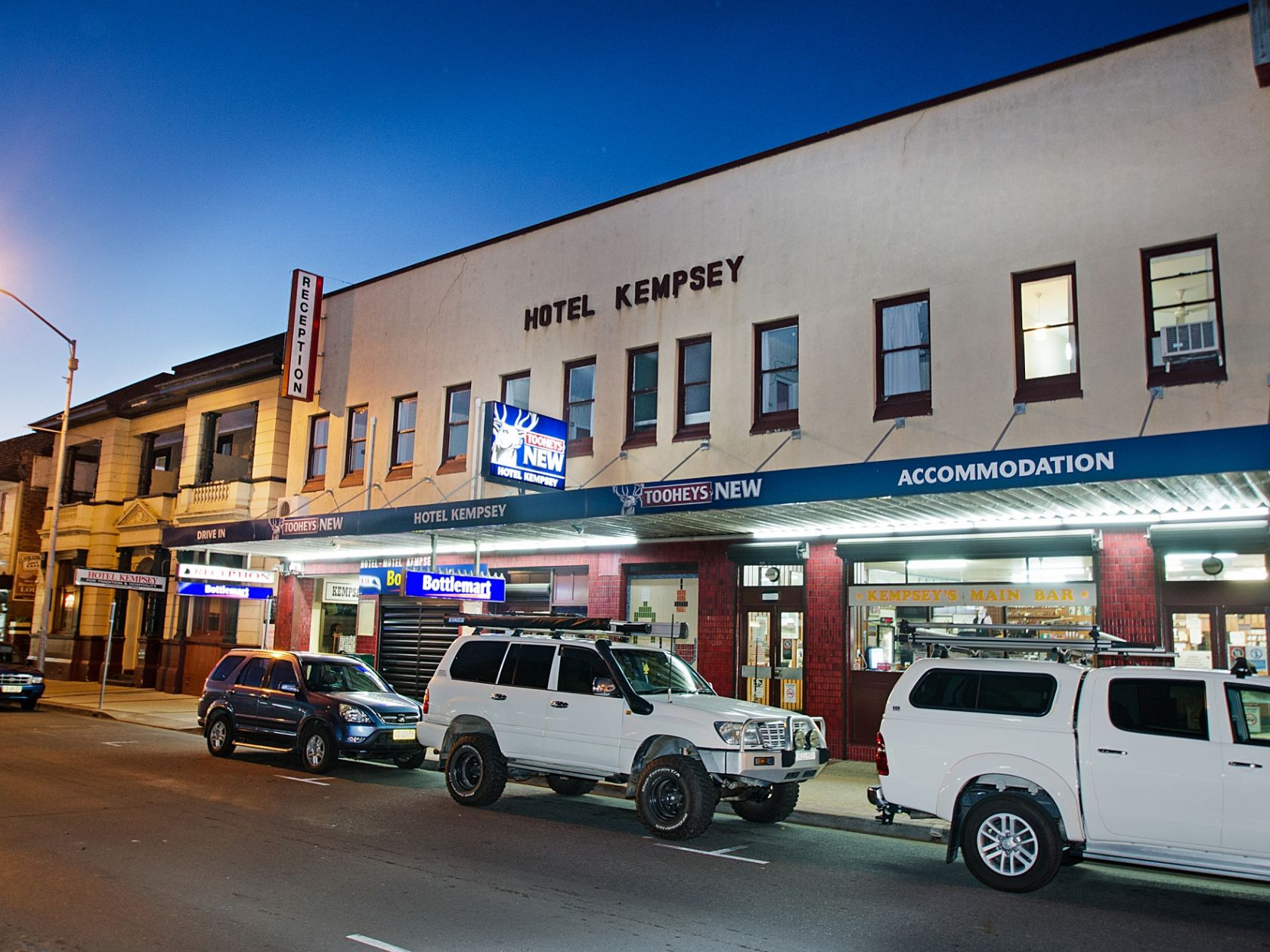 Freehold Going Concern Hotel For Sale | NSW - North West ...