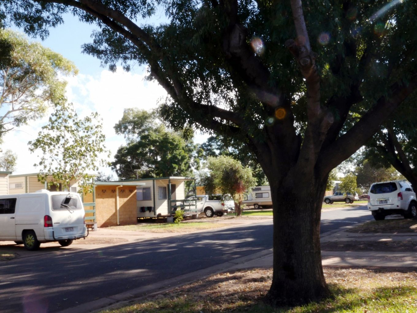 Busy Park in Great Central Location - Leasehold