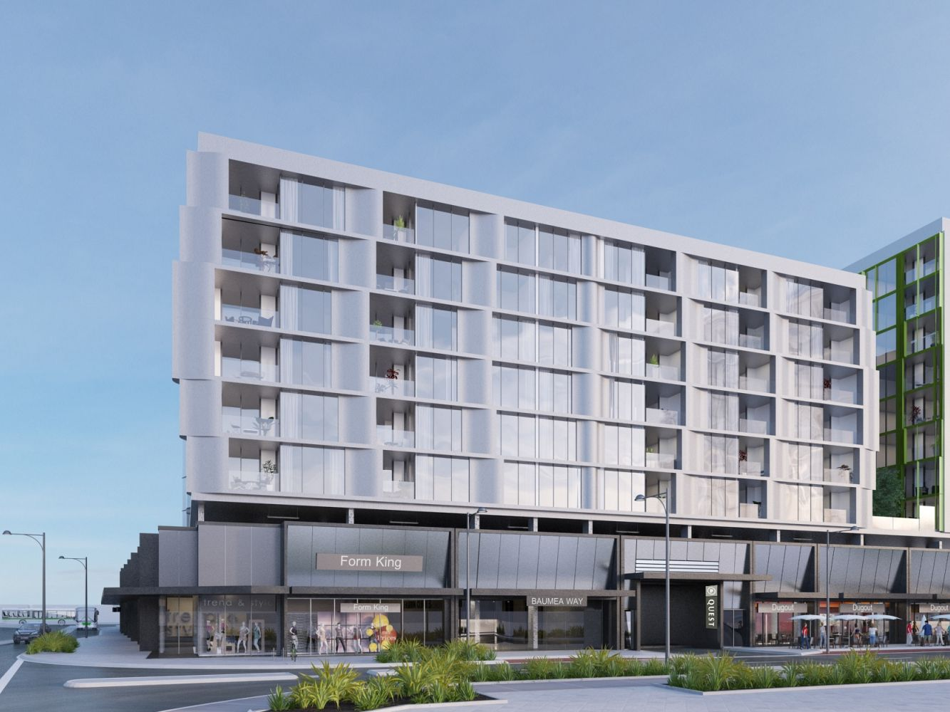 Leasehold of a Quest Apartment Hotel Development in Suburban Perth