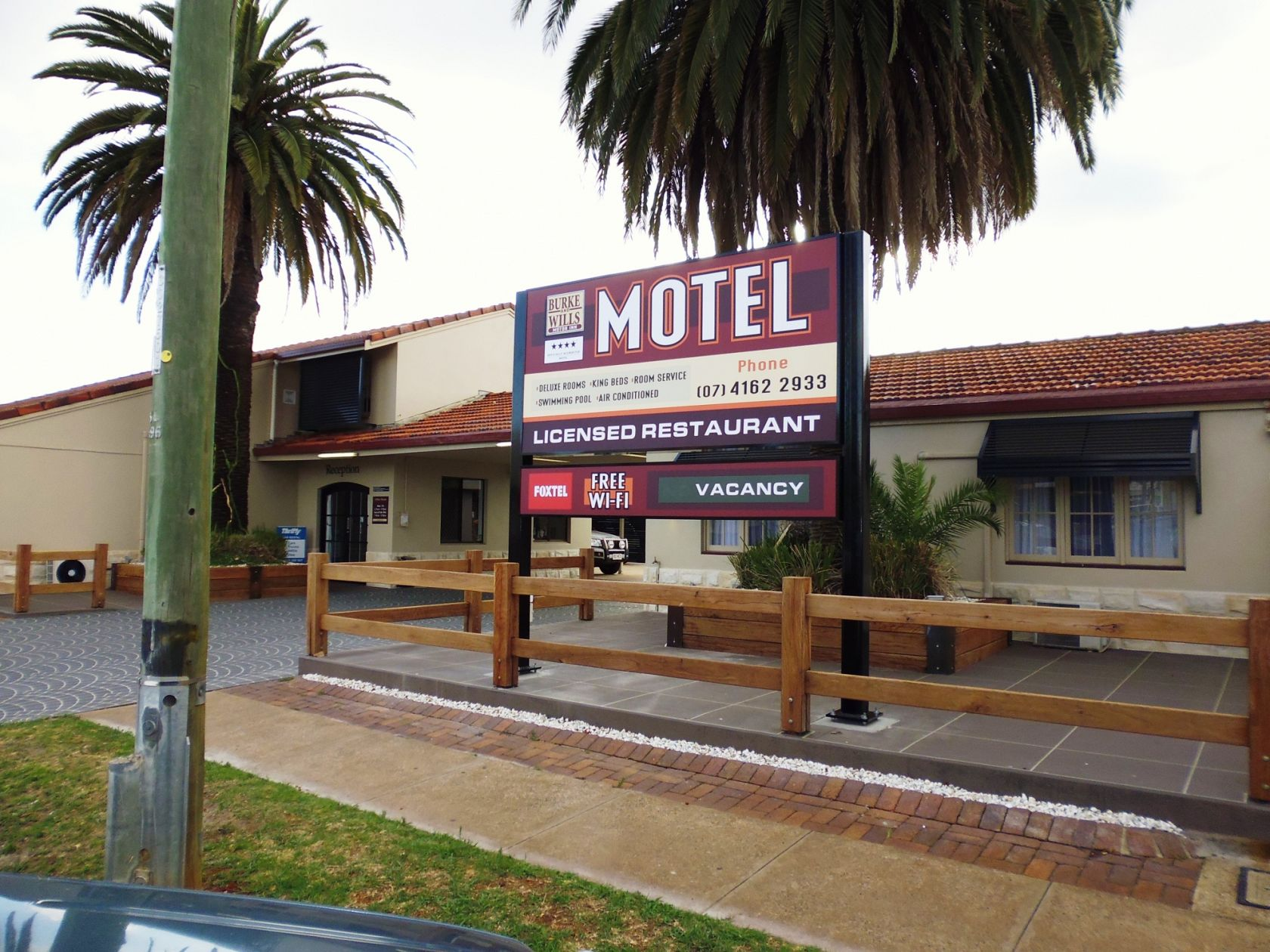 Largest, Best Motel Leasehold, Long lease