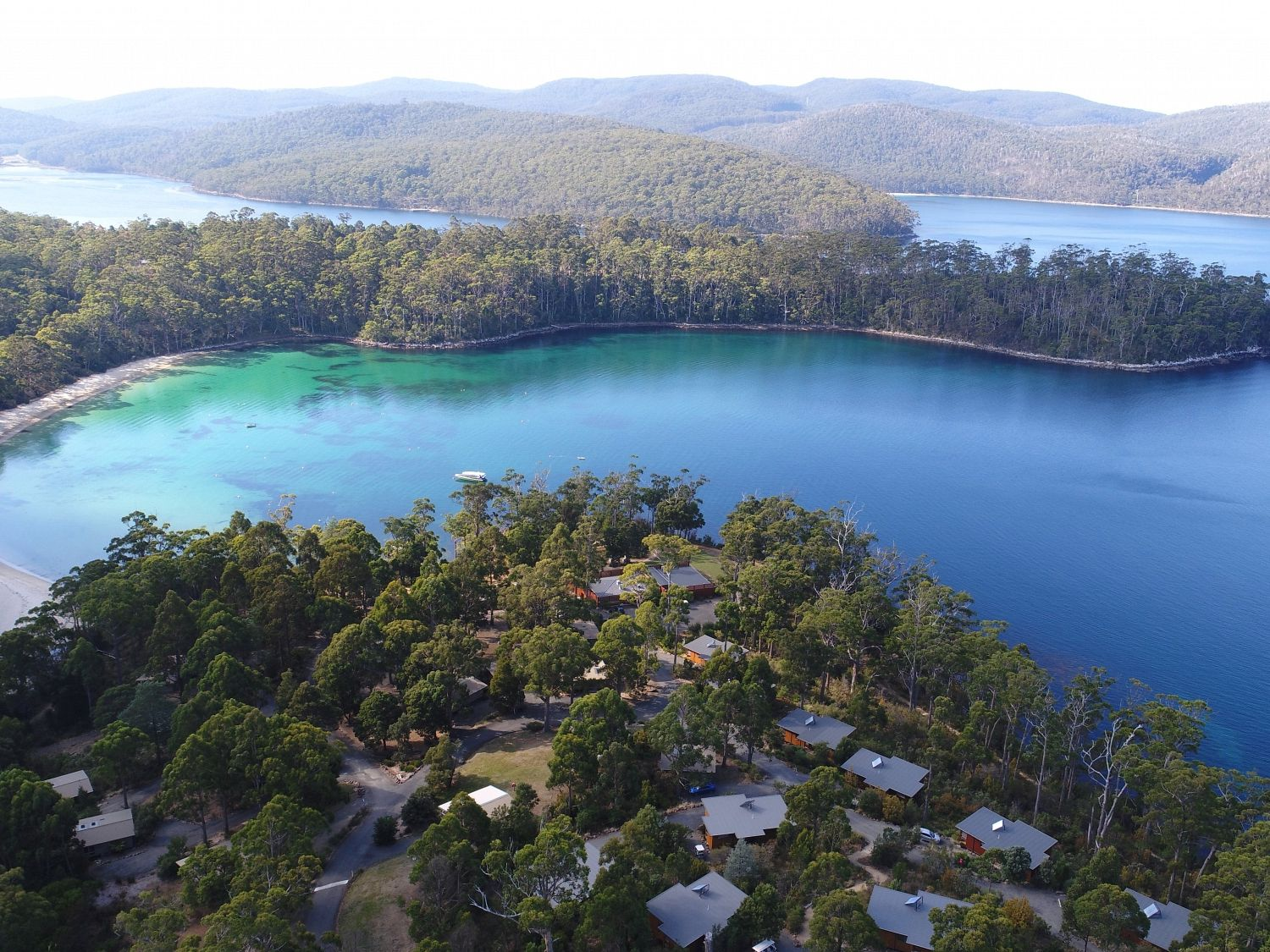 Tasmania - Lifestyle With Profit In This Exclusive Management Rights