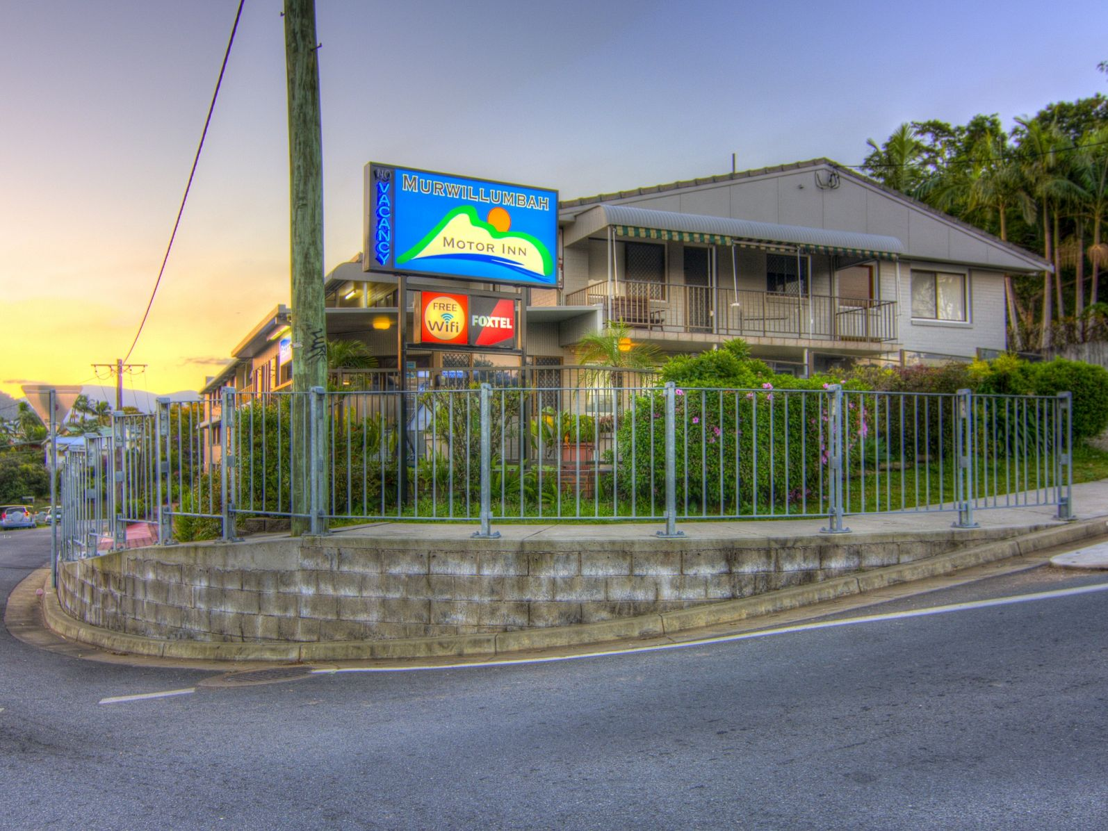 Only Murwillumbah Motel Never Flooded