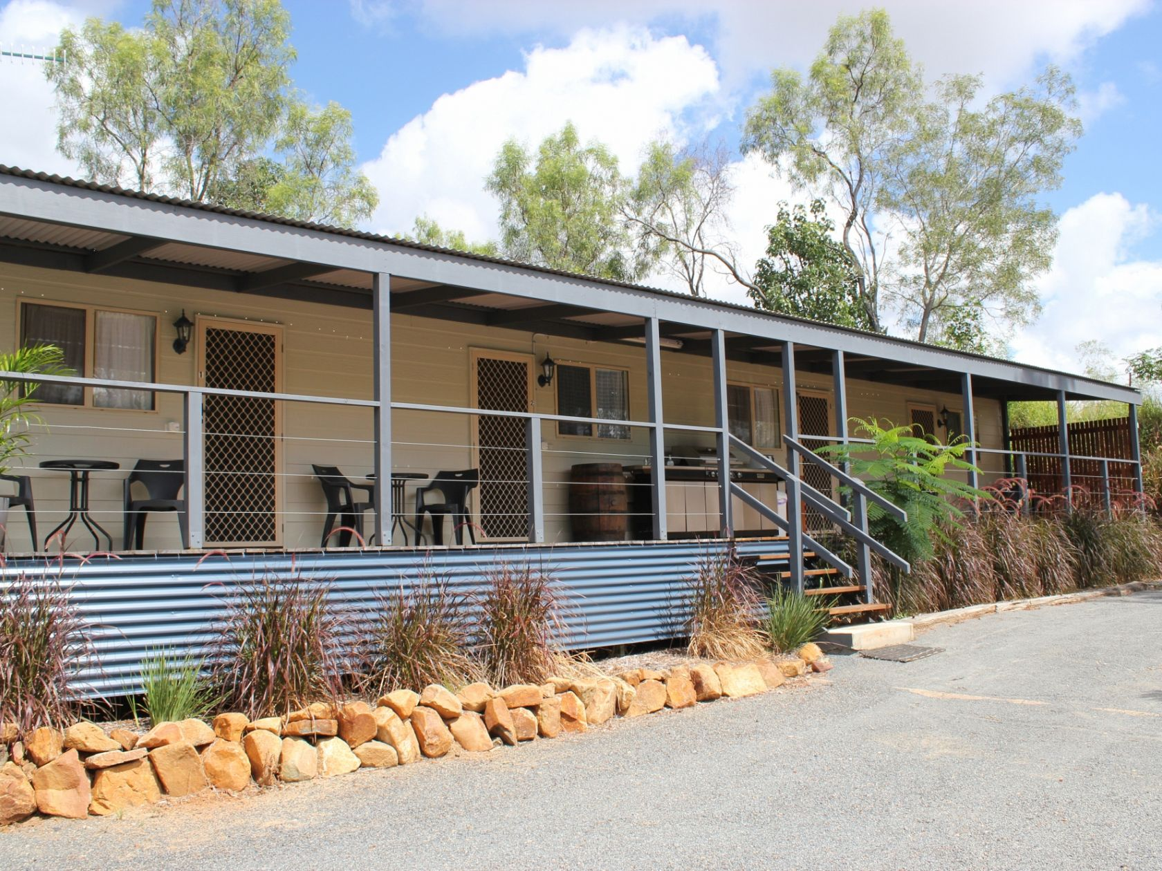 Freehold True Lifestyle Caravan Park Only One Hour From The Coast