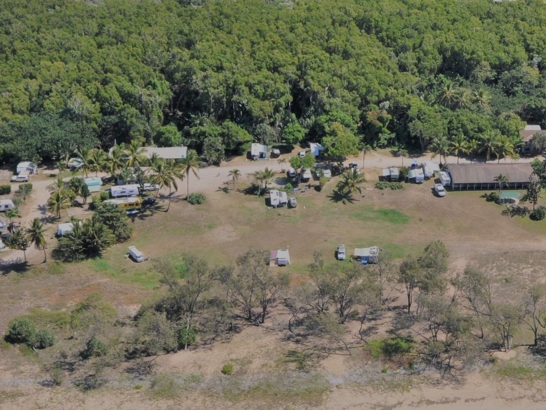 Hotel Motel & Caravan Park Situated on 22,000sqm, Located on Absolute Beachfront