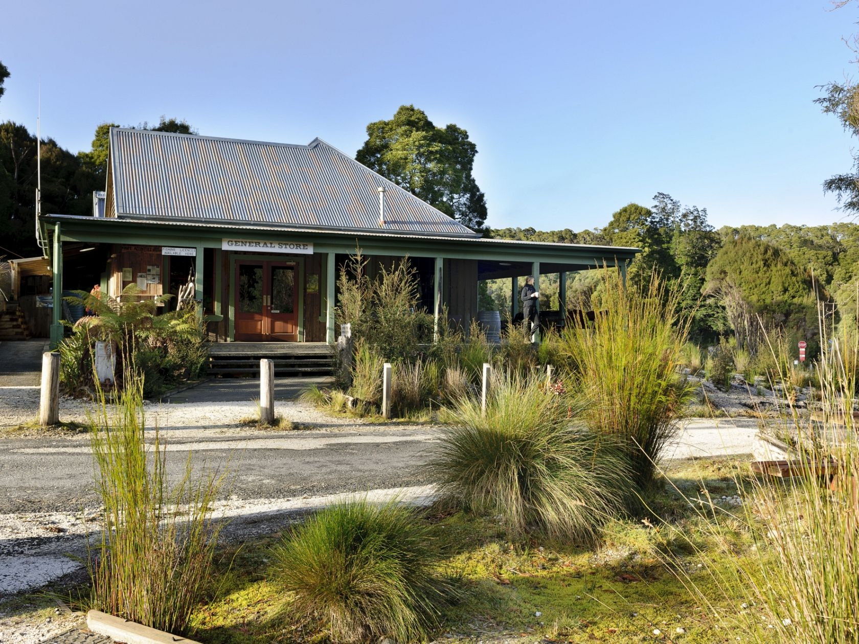 Diverse Eco-Tourism Business in the Tarkine, Tasmania