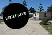 Freehold Going Concern, Caravan / Cabin Park | TAS - North East Region | Tasmanian Freehold Caravan Park in Tourism Destination