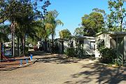 Freehold Going Concern, Caravan / Cabin Park | QLD - South | Busy country & western QLD Holiday Park - Freehold offering - Perfect for a family