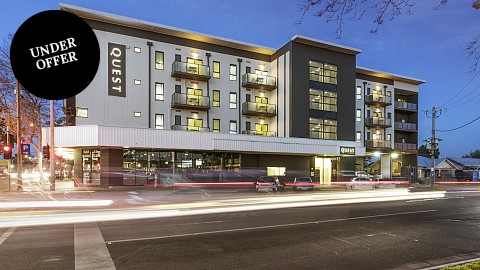 Leasehold, Apartment Hotels | VIC - West | Leasehold Apartment Hotel National Franchise Offering Profit & Performance