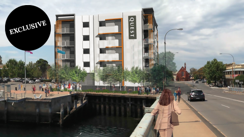 Leasehold, Apartment Hotels | SA - Adelaide | Leasehold of Apartment Hotel Development In Port Adelaide