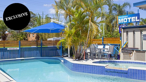 Leasehold, Motel | QLD - Brisbane | 29% ROI Motel in Brisbane -  Last Unconditional Contract Fell Over