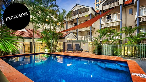 Leasehold, Apartment Hotels | QLD - Brisbane | Quest On Story Bridge - Refurbished, Big Upside!