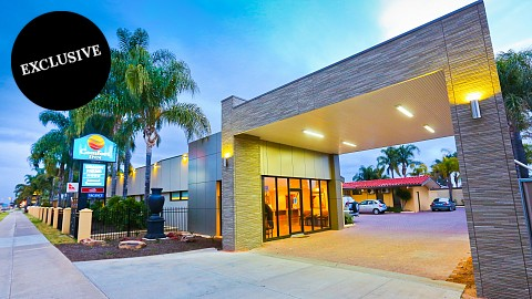 Leasehold, Motel | VIC - North | Brand New Lease Terms!
