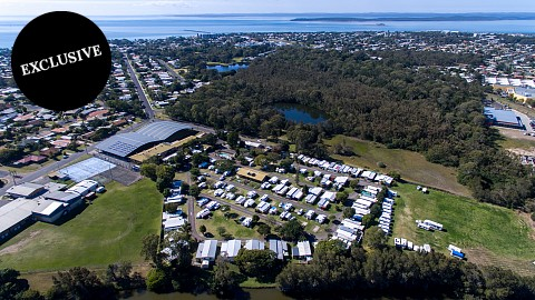 Freehold Going Concern, Caravan / Cabin Park | QLD - South | Fantastic Freehold Caravan Park by the Sea - Fraser Coast