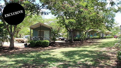 Leasehold, Caravan / Cabin Park | QLD - Townsville Mackay | Excellent Caravan Park - This is a Must See!