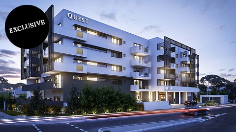 Leasehold, Apartment Hotels | QLD - Brisbane | Brand New Quest 'Greenfield' Site! - Off The Plan Leasehold/Franchise