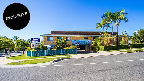 Leasehold, Motel | QLD - Central | Fully Renovated First Start Motel on the Beach