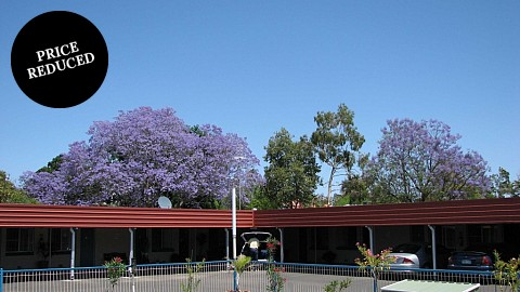Leasehold, Motel | QLD - South | New 30yr Lease - Time to Go for Lessee Who Has Been There 18yrs