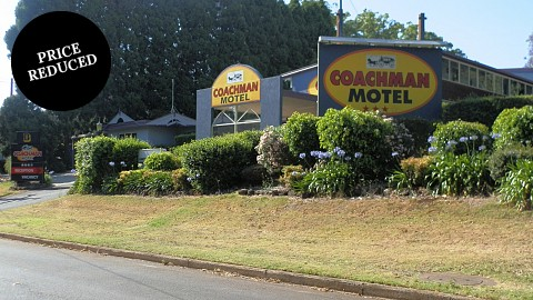 Freehold Going Concern, Motel | QLD - South | Only Freehold Motel at This Price Point in City