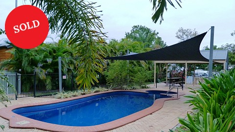 Freehold Passive Investment, Caravan / Cabin Park | QLD - Townsville Mackay | Established Tourist Park in Busy Regional Town