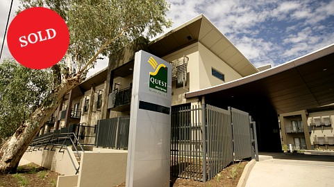Leasehold, Apartment Hotels | NT - South | Leasehold Central Australian Apartment Hotel