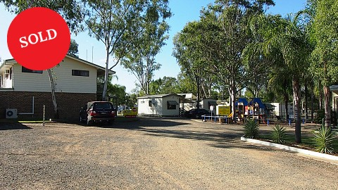 Freehold Going Concern, Caravan / Cabin Park | QLD - South | Best Value in the West - Great ROI Freehold Park