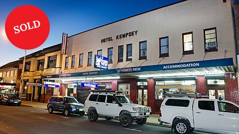 Freehold Going Concern, Hotel | NSW - North West | CBD Freehold Accommodation plus Bar and Restaurant with Future Multi-Use!