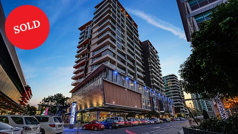 Management Rights - Business only, Management Rights | QLD - Brisbane | Business Only Management Rights of Scale in Landmark Portside Precinct