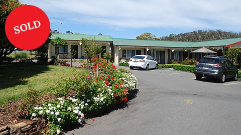 Leasehold, Motel | TAS - East Coast | East Coast Tasmania; Brilliant Lifestyle, Charming Motel