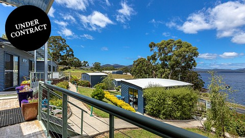 Leasehold, Caravan / Cabin Park | TAS - Hobart | Tasmania; Big returns for a modest price