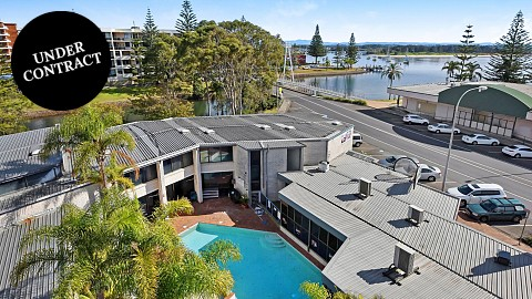 Freehold Going Concern, Motel | NSW - North Coast | Rare Development Opportunity - Port Macquarie CBD Waterfront Freehold Motel