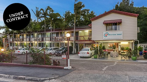 Leasehold, Motel | QLD - Brisbane | Newly Redecorated Rooms & Relisted To Sell