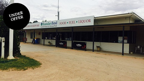 Freehold Going Concern, Caravan / Cabin Park | VIC - West | Freehold and Business Caravan Park and General Store close to Murray River