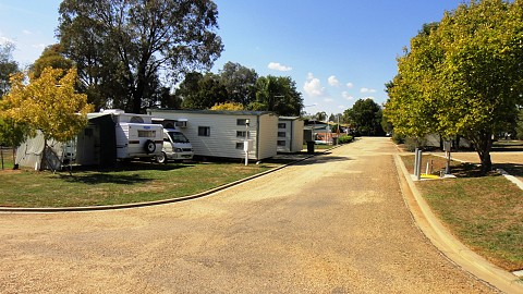 Freehold Going Concern, Caravan / Cabin Park | NSW - Riverina | Popular Tourist Park in the Riverina
