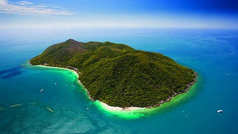 Freehold Going Concern, Special Projects | QLD - Cairns | Rare & Exceptional Great Barrier Reef Island