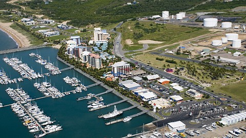 Freehold Going Concern, Hotel | QLD - Townsville Mackay | 479 Berth Marina and Extensive Freehold - Whitsunday Coast, Queensland