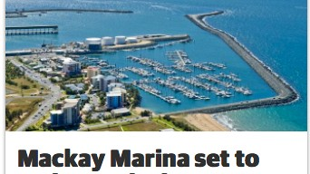 Mackay Marina set to make a splash