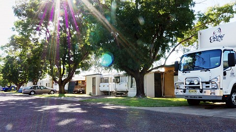 Leasehold, Caravan / Cabin Park | NSW - Riverina | Busy Park in Great Central Location - Leasehold