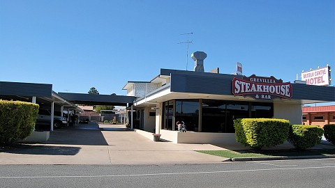 Leasehold, Motel | QLD - Central | Location, Location! ROI 39%, Motel Leasehold in Centre of Town - Walk Everywhere