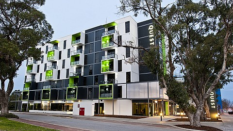 Leasehold, Apartment Hotels | WA - Perth | Near New Leasehold Apartment Hotel in Perth Offering Long Tenure