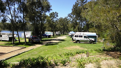Freehold Going Concern, Caravan / Cabin Park | NSW - South Coast | Breathtaking Freehold Waterfront Holiday Park