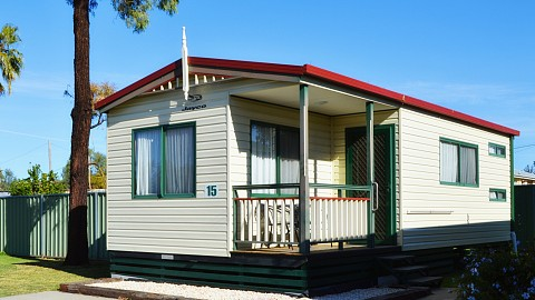 Freehold Going Concern, Caravan / Cabin Park | NSW - North West | Freehold Tourist Park With Manufactured Housing Potential