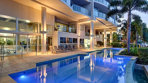 Management Rights - All, Management Rights | QLD - Sunshine Coast | Absolute Waterfront Luxury Complex