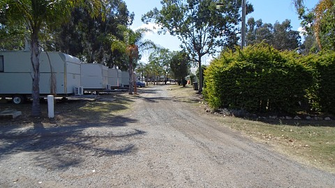 Freehold Going Concern, Caravan / Cabin Park | QLD - South | Huge Price Reduction for a Quick Sale - QLD Country Park in Strong Rural Area
